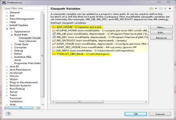 Eclipse IDE - Integrating Tomcat Into Eclipse