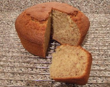 a picture of Banana Cake